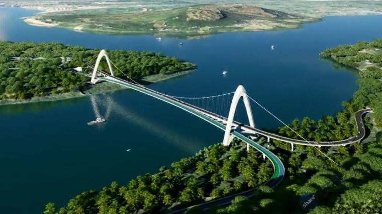 BIM公司浅谈BIM在桥梁工程施工中的运用_3