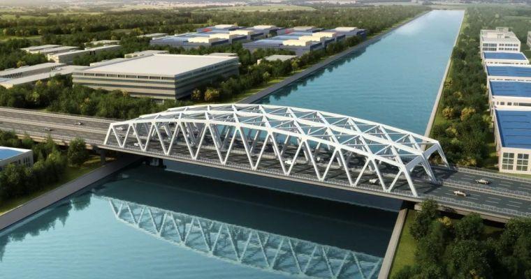 BIM公司浅谈BIM在桥梁工程施工中的运用_4