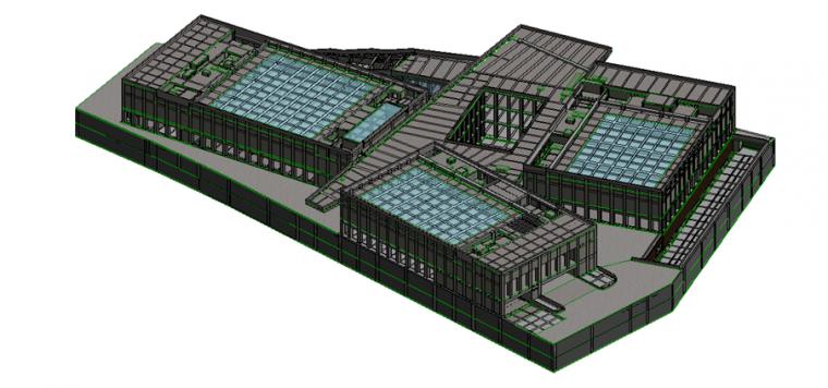 BIM技术在中法-西岸美术馆项目的综合应用_11